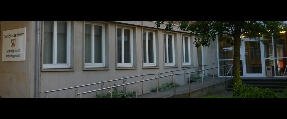 Arbeitsgericht Münster Startseite